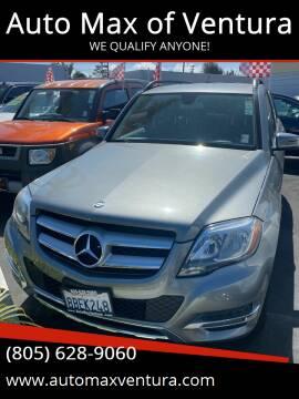 2013 Mercedes-Benz GLK for sale at Auto Max of Ventura in Ventura CA
