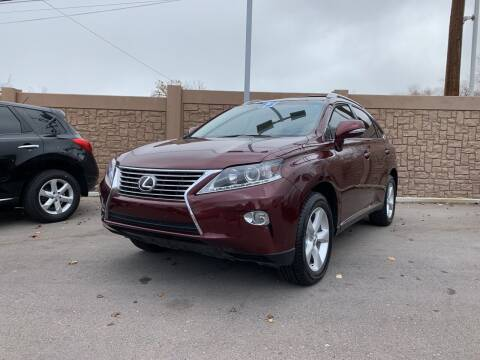 2013 Lexus RX 350 for sale at Berge Auto in Orem UT