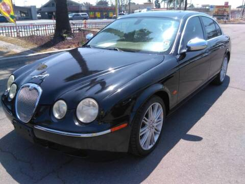 2008 Jaguar S-Type for sale at A.I. Monroe Auto Sales in Bountiful UT