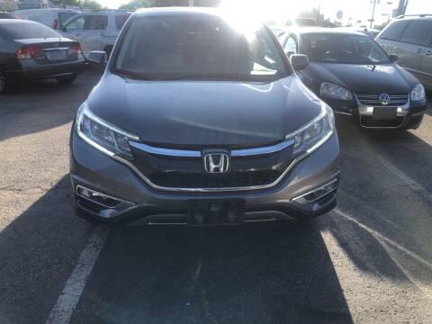 2015 Honda CR-V for sale at SuperBuy Auto Sales Inc in Avenel NJ