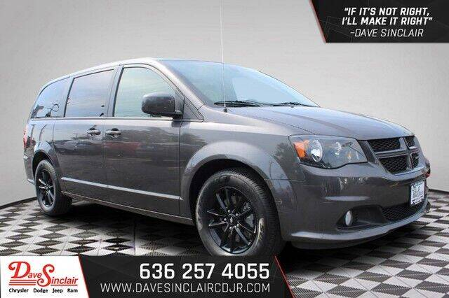 2019 Dodge Grand Caravan for sale at Dave Sinclair Chrysler Dodge Jeep Ram in Pacific MO