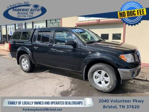 2011 Nissan Frontier for sale at PARKWAY AUTO SALES OF BRISTOL in Bristol TN
