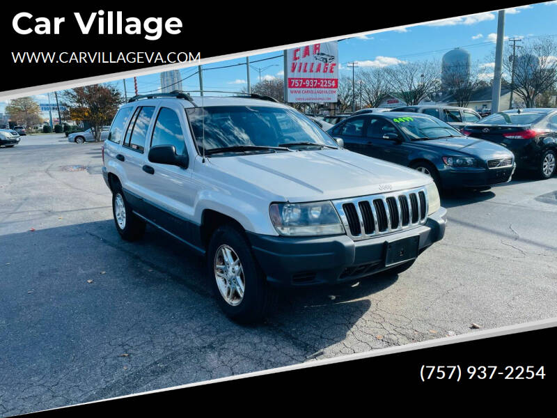 2003 Jeep Grand Cherokee Laredo