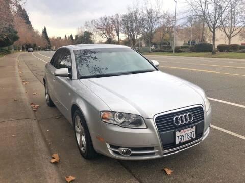 2007 Audi A4 for sale at MK Motors in Sacramento CA