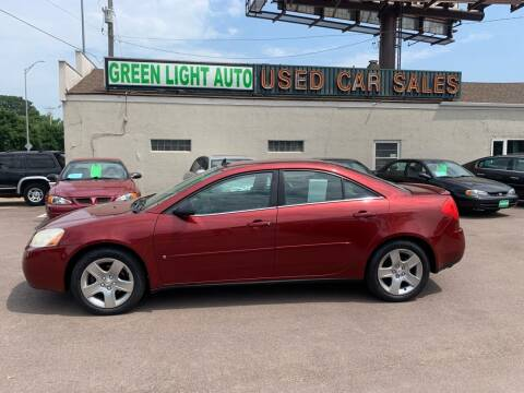 2009 Pontiac G6 for sale at Green Light Auto in Sioux Falls SD