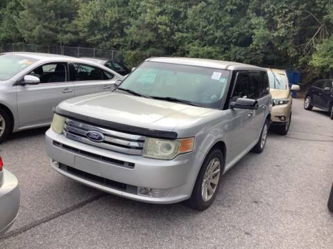2009 Ford Flex for sale at HW Auto Wholesale in Norfolk VA
