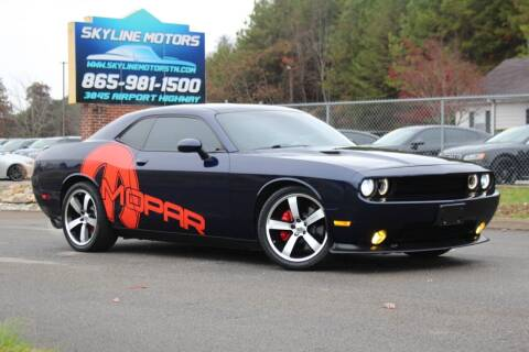 2013 Dodge Challenger for sale at Skyline Motors in Louisville TN