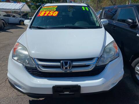 2011 Honda CR-V for sale at Polonia Auto Sales and Service in Hyde Park MA