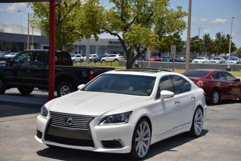 2014 Lexus LS 460 for sale at Motor Car Concepts II - Colonial Location in Orlando FL
