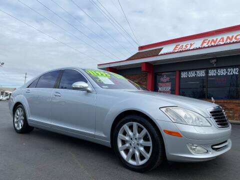 2007 Mercedes-Benz S-Class for sale at Premium Motors in Louisville KY