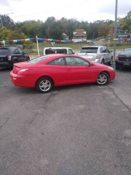 2007 Toyota Camry Solara for sale at Jak's Preowned Autos in Saint Joseph MO