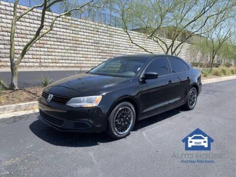 2012 Volkswagen Jetta for sale at Autos by Jeff Tempe in Tempe AZ