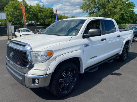 2015 Toyota Tundra for sale at TD MOTOR LEASING LLC in Staten Island NY