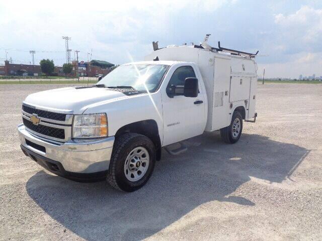 2014 Chevrolet Silverado 3500HD for sale at SLD Enterprises LLC in East Carondelet IL