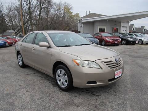 2007 Toyota Camry for sale at St. Mary Auto Sales in Hilliard OH
