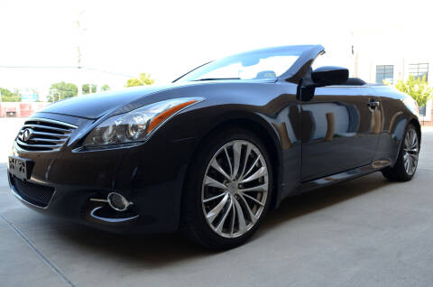 2012 Infiniti G37 Convertible for sale at Wheel Deal Auto Sales LLC in Norfolk VA
