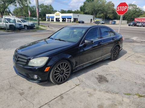 2010 Mercedes-Benz C-Class for sale at Advance Import in Tampa FL