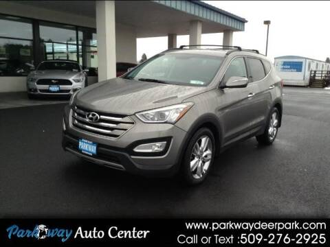 2013 Hyundai Santa Fe Sport for sale at PARKWAY AUTO CENTER AND RV in Deer Park WA