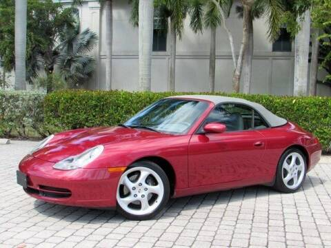 2001 Porsche 911 for sale at Auto Quest USA INC in Fort Myers Beach FL