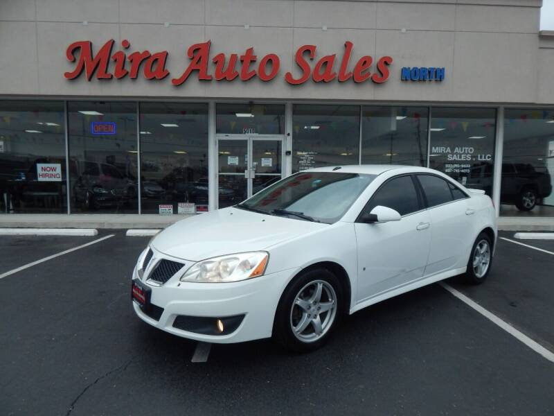 2009 Pontiac G6 for sale at Mira Auto Sales in Dayton OH