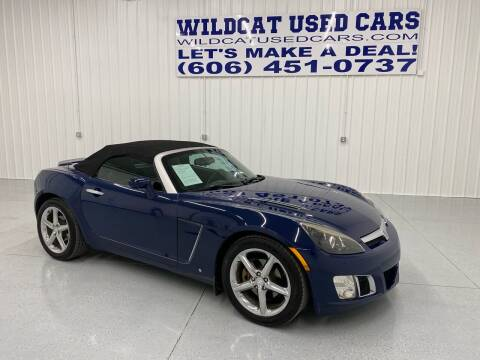 2009 Saturn SKY for sale at Wildcat Used Cars in Somerset KY