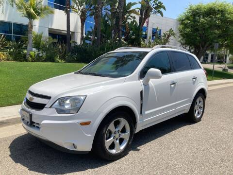 2013 Chevrolet Captiva Sport for sale at Trade In Auto Sales in Van Nuys CA