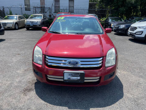 2007 Ford Fusion for sale at 77 Auto Mall in Newark NJ
