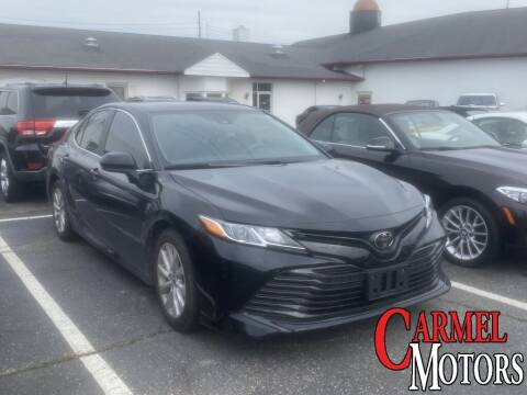 2020 Toyota Camry for sale at Carmel Motors in Indianapolis IN