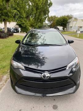 2017 Toyota Corolla for sale at Roadmaster Auto Sales in Pompano Beach FL