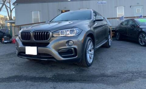 2017 BMW X6 for sale at Popular Auto Mall Inc in Newark NJ