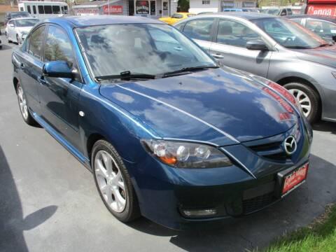 2007 Mazda MAZDA3 for sale at GENOA MOTORS INC in Genoa IL