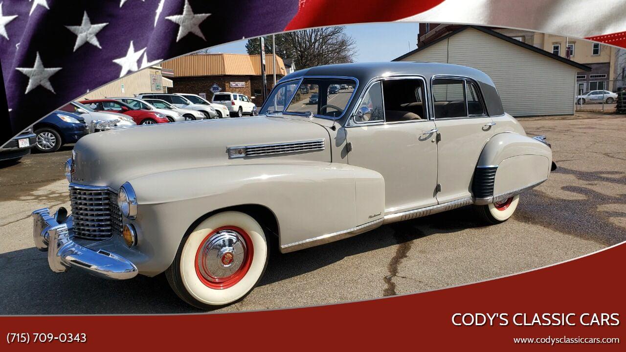 1941 Cadillac Sixty Special