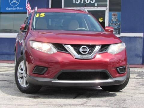 2015 Nissan Rogue for sale at VIP AUTO ENTERPRISE INC. in Orlando FL