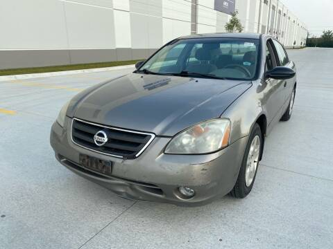 2003 Nissan Altima for sale at Quality Auto Sales And Service Inc in Westchester IL