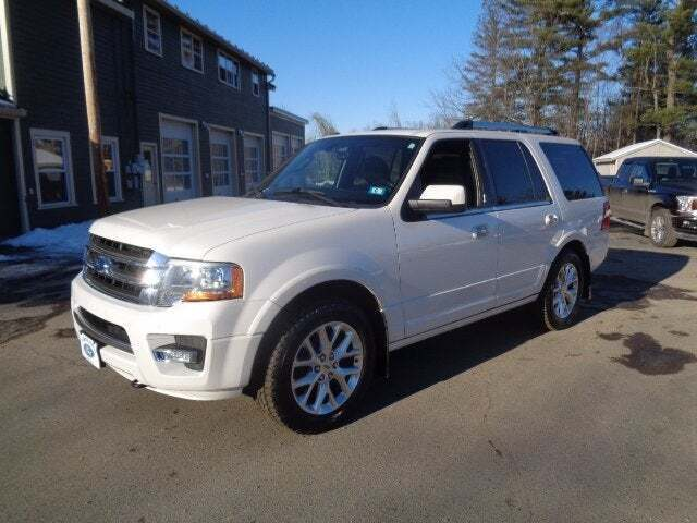 2015 Ford Expedition for sale at SCHURMAN MOTOR COMPANY in Lancaster NH