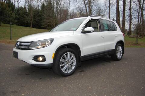 2012 Volkswagen Tiguan for sale at New Hope Auto Sales in New Hope PA