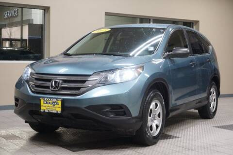 2013 Honda CR-V for sale at Jeremy Sells Hyundai in Edmunds WA
