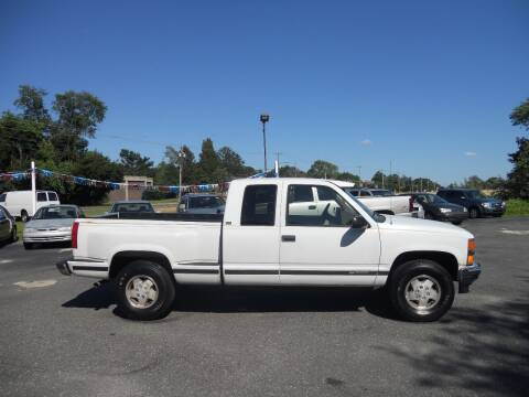 1994 Chevrolet C/K 1500 Series for sale at All Cars and Trucks in Buena NJ