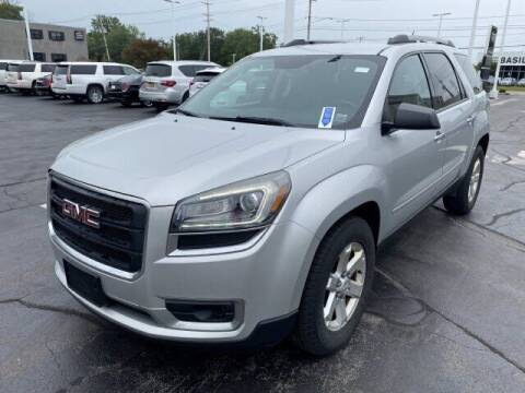 2013 GMC Acadia for sale at Cappellino Cadillac in Williamsville NY