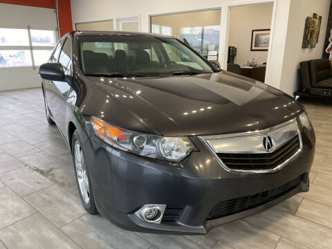 2013 Acura TSX for sale at Evolution Autos in Whiteland IN