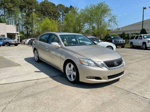 2010 Lexus GS 350 for sale at Smithfield Auto Center LLC in Smithfield NC