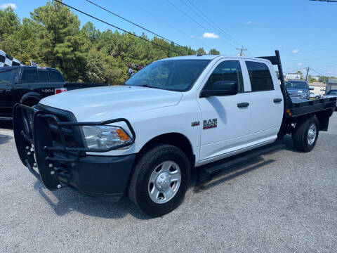 2016 RAM Ram Pickup 2500 for sale at Preferred Auto Sales in Tyler TX