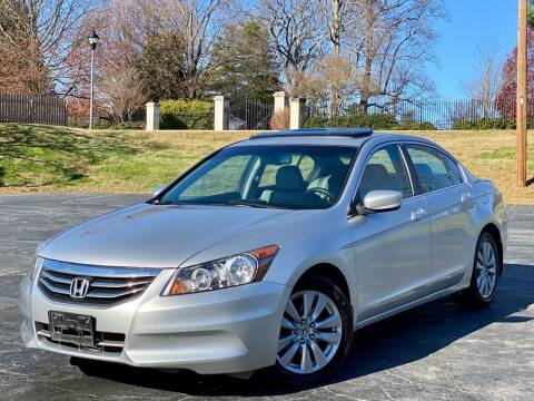2011 Honda Accord for sale at Sebar Inc. in Greensboro NC