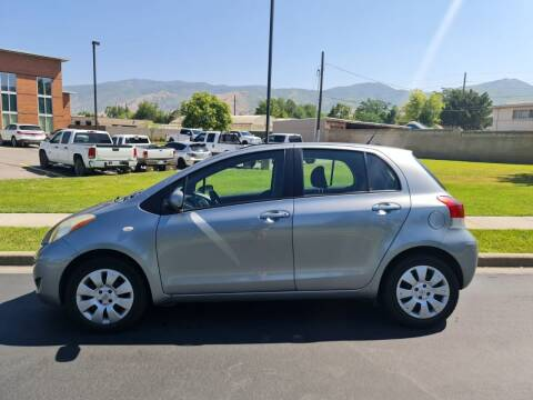 2009 Toyota Yaris for sale at A.I. Monroe Auto Sales in Bountiful UT