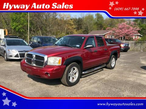 2007 Dodge Dakota for sale at Hyway Auto Sales in Lumberton NJ