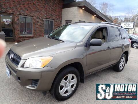 2010 Toyota RAV4 for sale at S & J Motor Co Inc. in Merrimack NH