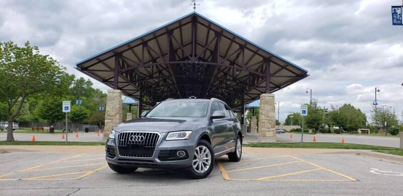 2013 Audi Q5 for sale at D&C Motor Company LLC in Merriam KS