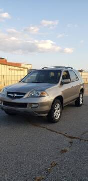 2004 Acura MDX for sale at iDrive in New Bedford MA