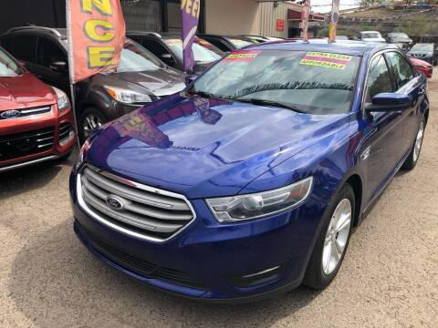 2015 Ford Taurus for sale at Duke City Auto LLC in Gallup NM