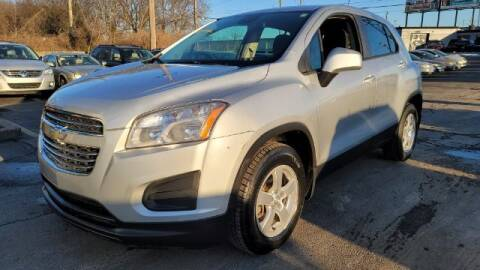 2015 Chevrolet Trax for sale at Tri City Auto Mart in Lexington KY